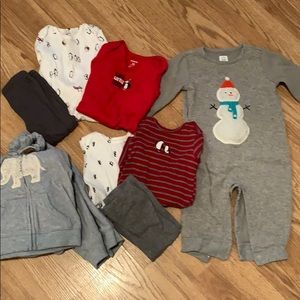 Winter Baby Boy Clothes